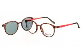 Brýle se slunečním klipem Eleven ELE-1505