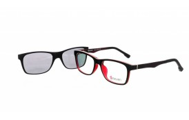 Brýle se slunečním klipem Eleven ELE-1512