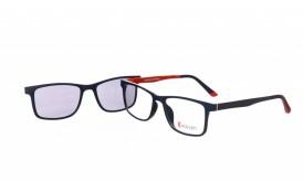 Brýle se slunečním klipem Eleven ELE-1554