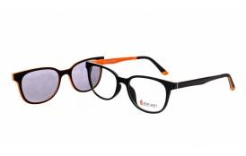 Brýle se slunečním klipem Eleven ELE-1555