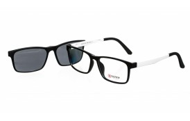 Brýle se slunečním klipem Golfstar GSE-4630