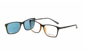 Brýle se slunečním klipem Golfstar GSE-4632