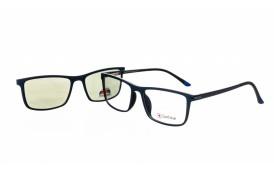 Brýle se slunečním klipem Golfstar GSE-4657