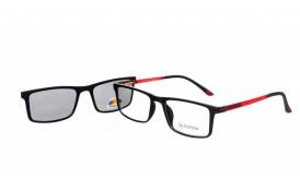 Brýle se slunečním klipem Golfstar GSE-4658
