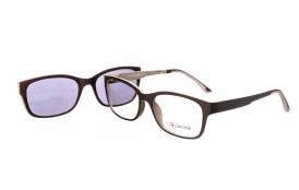 Brýle se slunečním klipem Golfstar GSE-4672