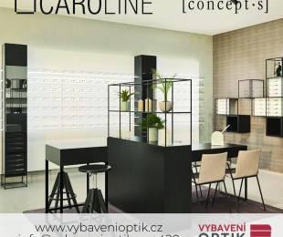 Nový modulární systém CAROLINE nejen pro Vaši optiku!