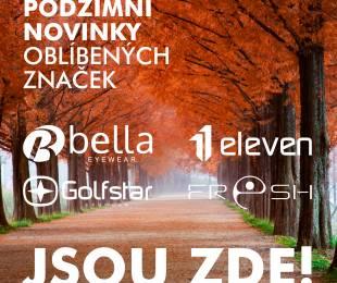 Podzimní novinky!