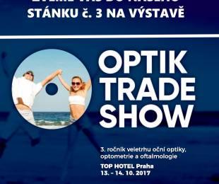 OPTIK TRADE SHOW  13. - 14. 10. 2017