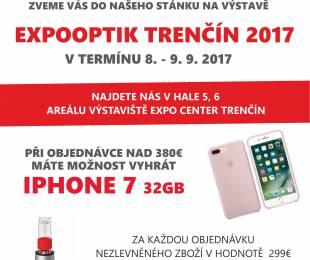 Pozvánka na EXPOOPTIK TRENČÍN 2017